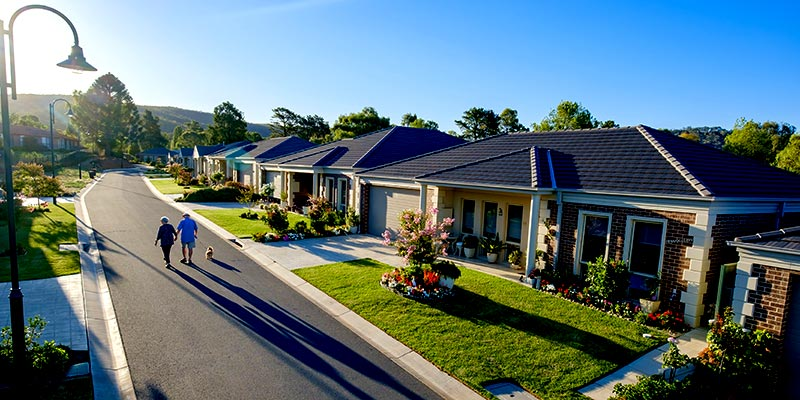 Challenges pre- and post-COVID Village valuations hit